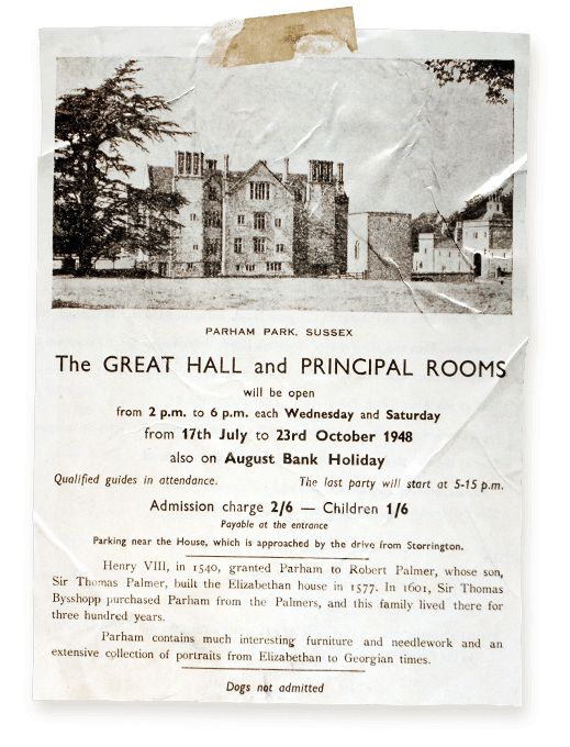 The Great Hall and Principal Rooms