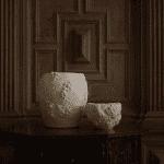 Adrian Sassoon art work at Parham House