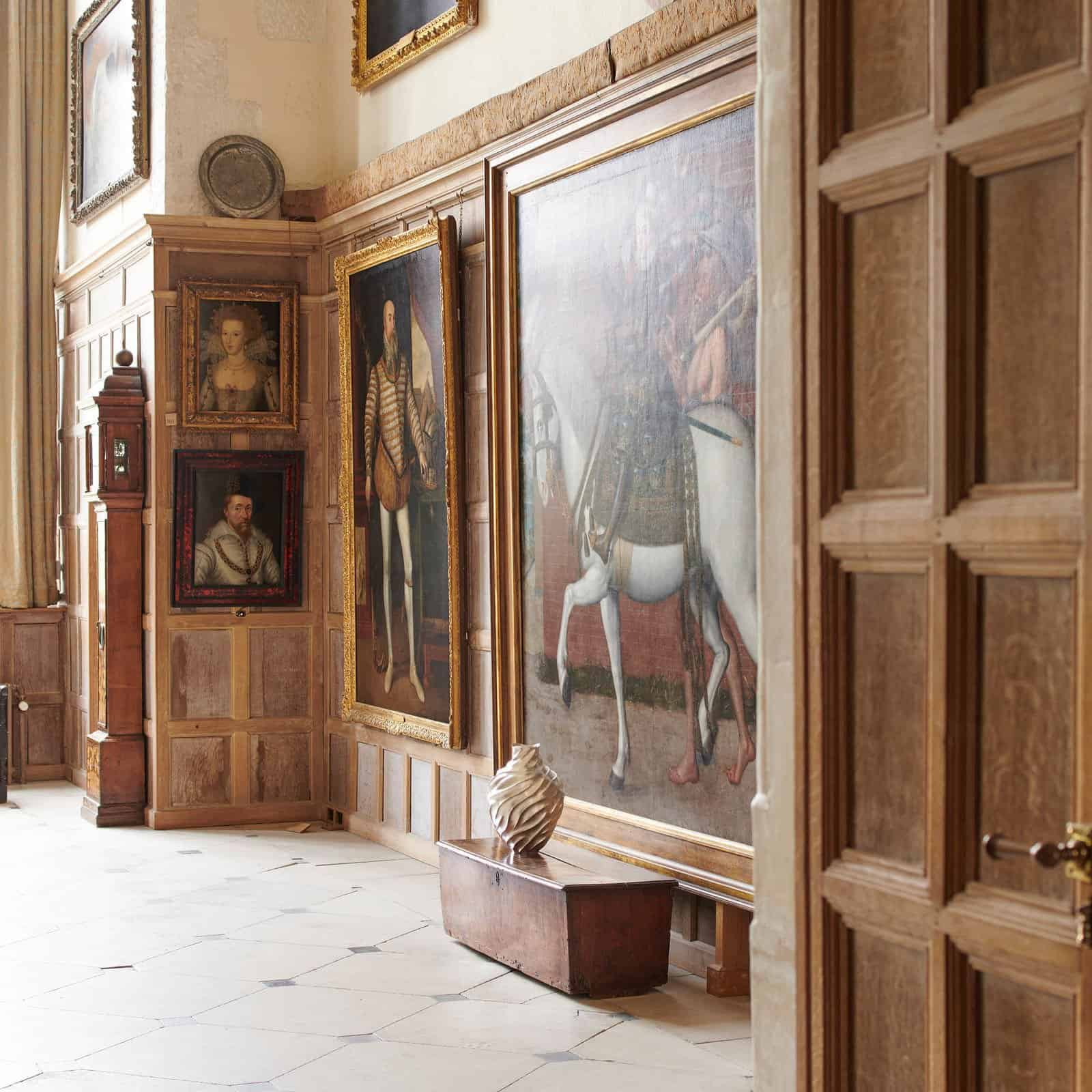 Adrian Sassoon Exhibition at Parham