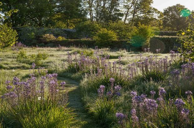 Parham Gardens in May