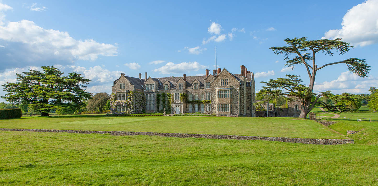Parham House And Gardens Elizabethan House Sussex