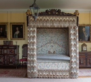 The Greatchamber at Parham House Sussex
