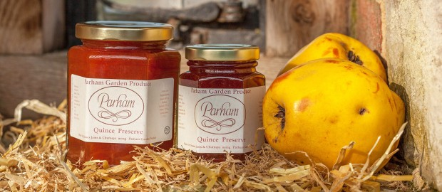 Preserves at Parham House and Gardnes